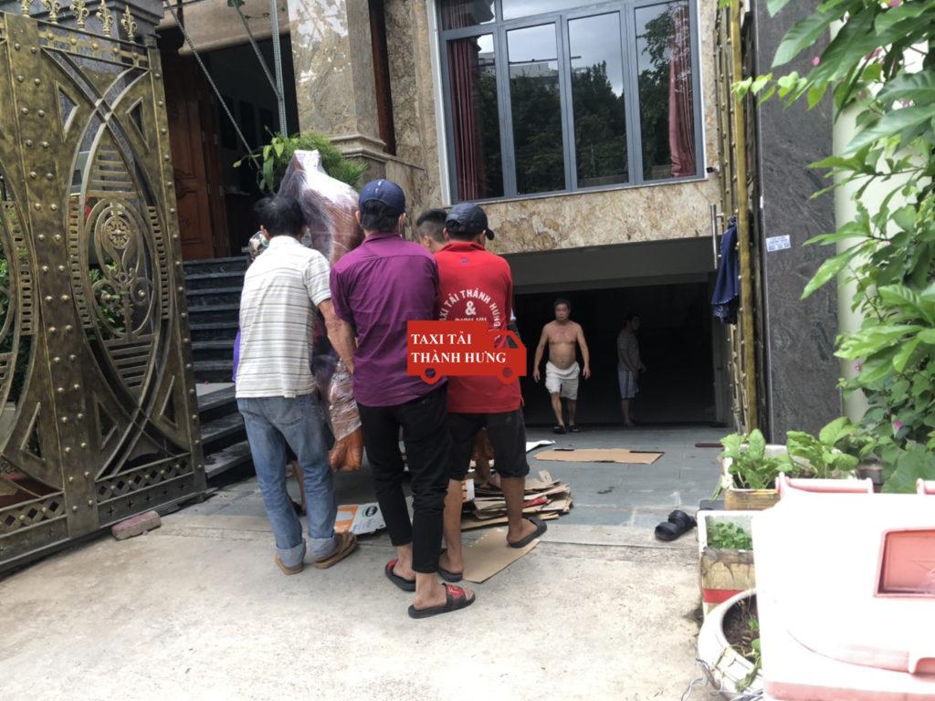 chuyển nhà thành hưng,Taxi tải Thành Hưng uy tín quận 8