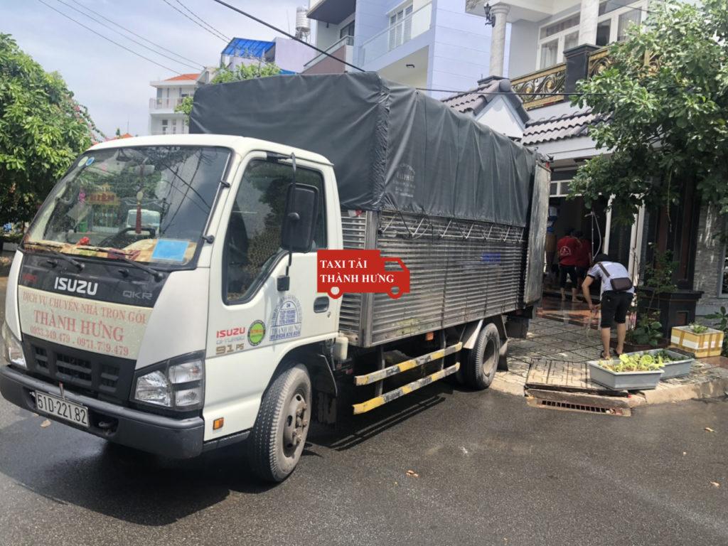 chuyển nhà thành hưng,Taxi tải Thành Hưng uy tín quận 1