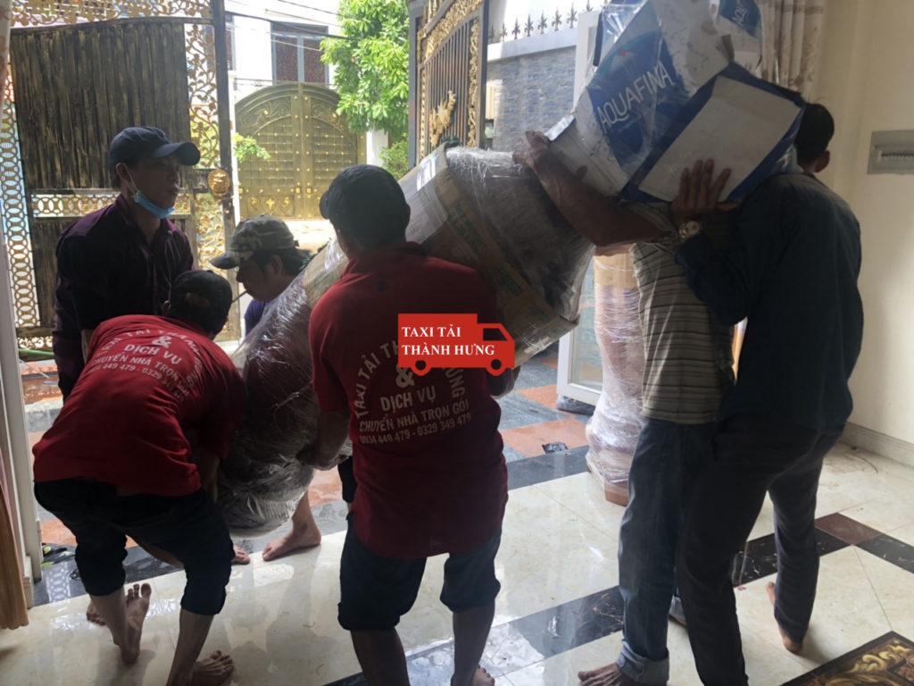 chuyển nhà thành hưng,Taxi tải Thành Hưng uy tín quận Tân Bình
