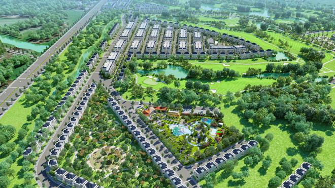 Tiềm năng đầu tư bất động sản nghỉ dưỡng sân golf