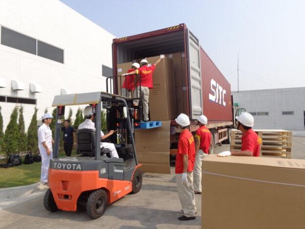 Dịch vụ bốc xếp hàng hóa quận Tân Bình uy tín, giá rẻ tại Tphcm