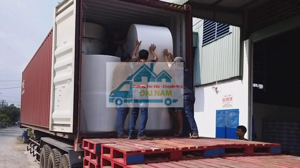 Dịch vụ bốc xếp hàng hóa quận Gò Vấp uy tín, giá rẻ tại Tphcm