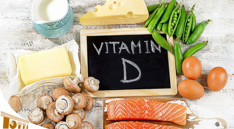 Các thực phẩm giàu vitamin D