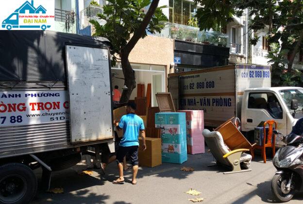 Dịch vụ chuyển nhà quận Thủ Đức giá rẻ uy tín số 1 tại Tphcm