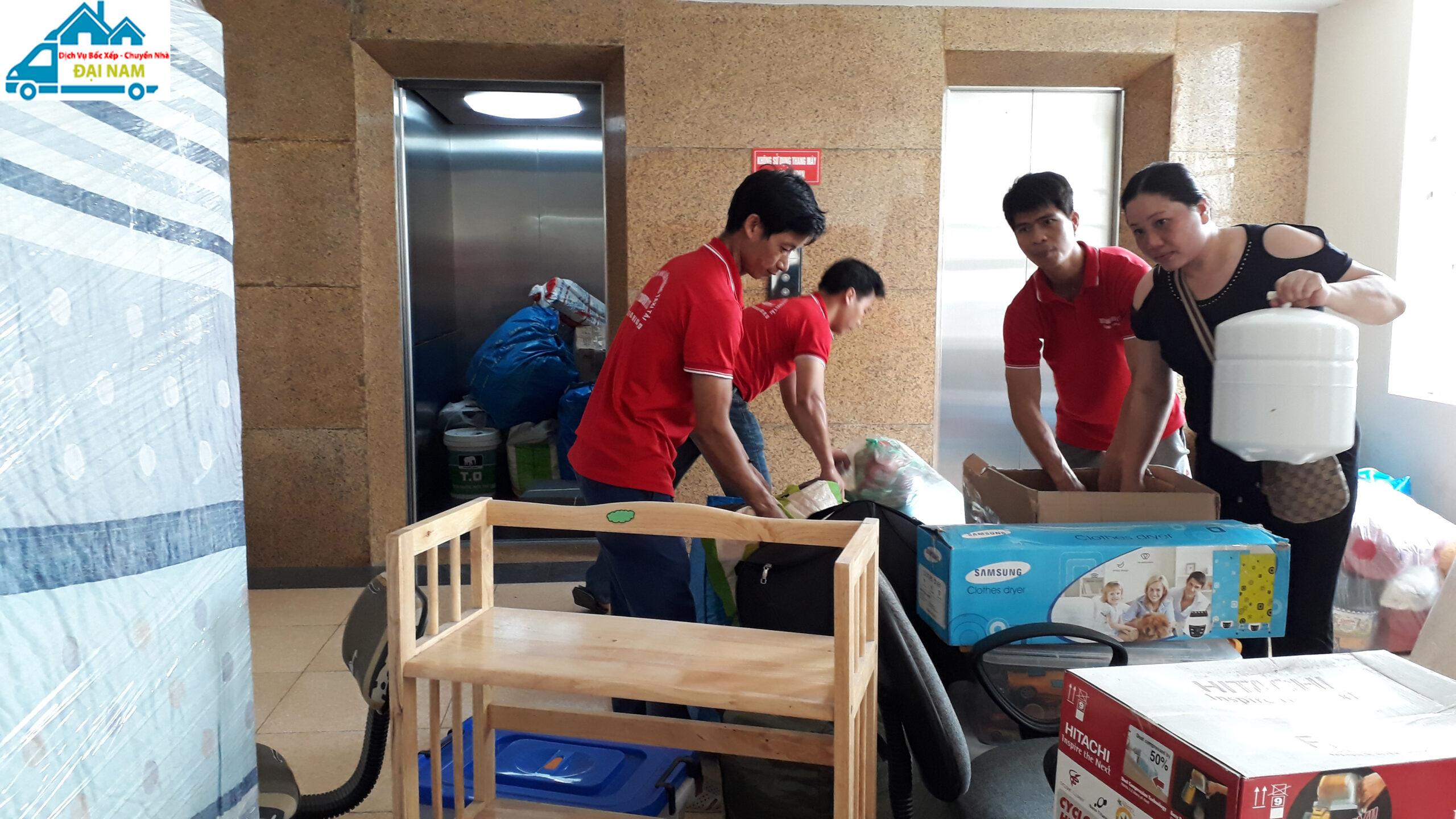 Dịch vụ chuyển nhà quận Bình Thạnh giá rẻ uy tín số 1 tại Tphcm