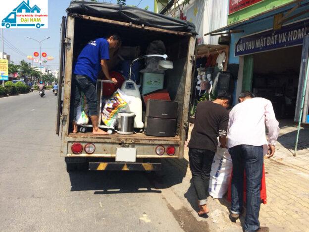 Dịch vụ chuyển nhà quận Tân Phú giá rẻ uy tín số 1 tại Tphcm