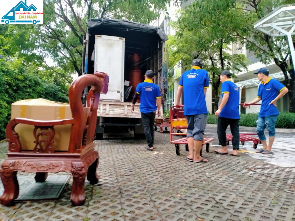 Dịch vụ chuyển nhà quận Tân Bình giá rẻ uy tín số 1 tại Tphcm