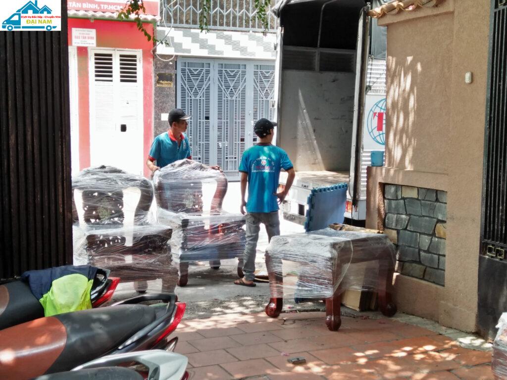 Dịch vụ chuyển nhà quận Gò Vấp giá rẻ uy tín số 1 tại Tphcm