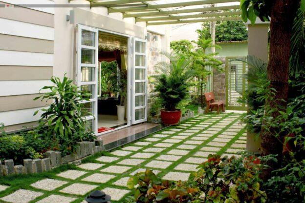 Top 10 dịch vụ thiết kế tiểu cảnh sân vườn được đánh giá tốt nhất