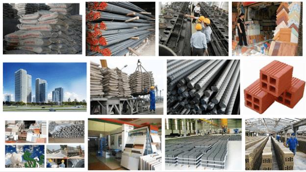 Top 10 nhà phân phối vật liệu xây dựng được đánh giá tốt nhất
