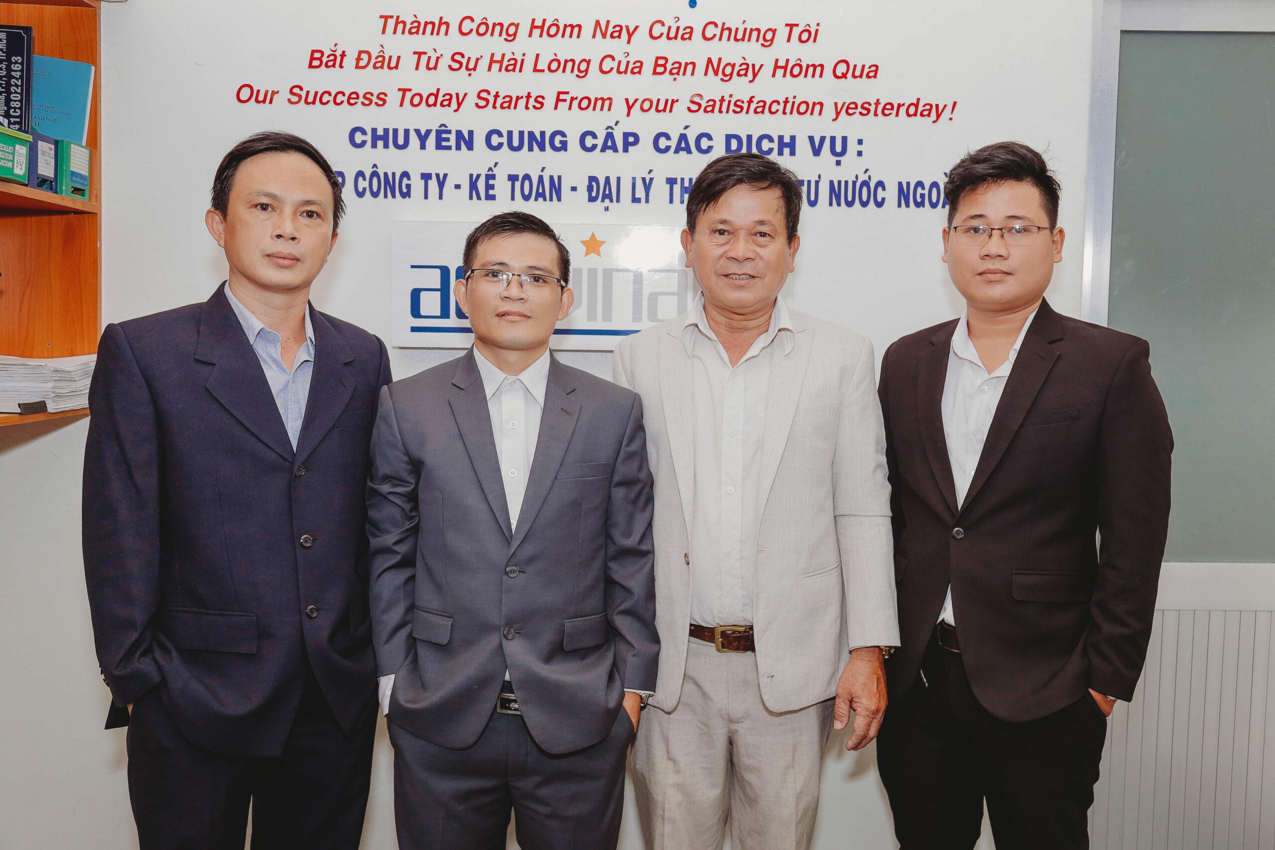 Dịch Vụ Thành Lập công ty tại quận 8 năm 2021