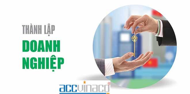Dịch vụ thành lập công ty uy tín tư vấn miễn phí